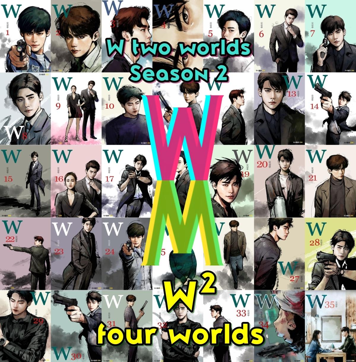 W two worlds - Season 2 - four worlds (US) - Asianfanfics